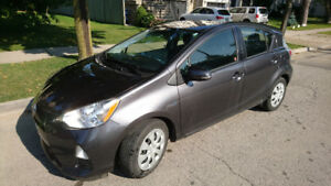 2012 Toyota Prius C - low km, ONE OWNER