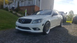 2009 Mercedes Benz c300 4matic (w204)