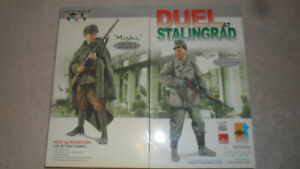 Duel at Stalingrad Limited Edition Double Twin Pack NIB (DRAGON)