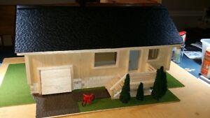 Model One Bedroom Bungalow