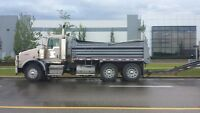 2007 Kenworth T800 DUMP TRUCK - well maintained, only 435700 KM