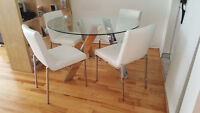 Salle a manger chaises design Dining table chairs