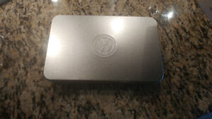 VW OWNER, COLLECTOR'S TIN BOX