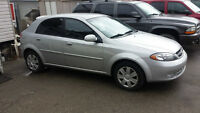 2004 Chevrolet Optra SAFETY+E-TEST+WARRANTY INCLUDED