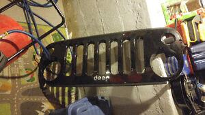 Jeep grill Windsor Region Ontario image 1