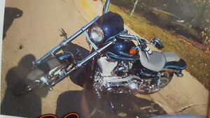 Fxdwg3 Harley Davidson for sale new condition
