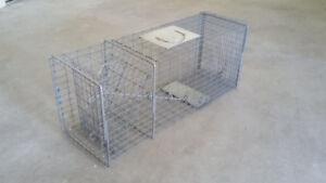 Professional 32 x 10 x 12-inch 2-Door Live Animal Trap