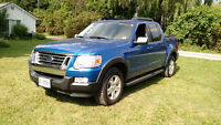 !!!2010 FORD EXPLORER SPORT TRAC CERT&E-TESTED ONE OWNER!!!