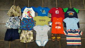 Boy 18-24 Month Summer clothes