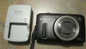 Canon PowerShot SX240 HS 12.1MP with 20x optical zoom
