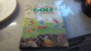 Golf The Agony & The Ecstasy, 1982, Kitchener / Waterloo Kitchener Area image 1