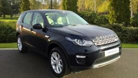 2017 Land Rover Discovery Sport 2.0 TD4 180 HSE 5dr Automatic Diesel Estate