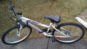 "Girls 24"" Bike"