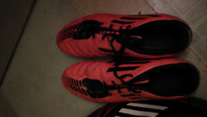 GUC Men size  8 1/2  Adidas soccer cleats
