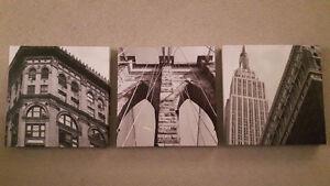 Set of 3 canvas prints Oakville / Halton Region Toronto (GTA) image 1