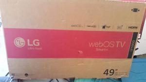 Télévision LG LF5900 49po