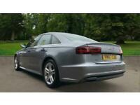 Audi A6 2.0 TDI Ultra S Line Auto Nav Saloon Diesel Automatic