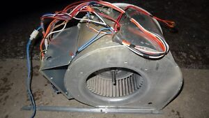 Furnace Motor and Fan (Blower) Assembly - Various Brands and HP