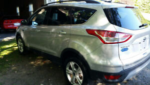 2014 Ford Escape AWD, 2.0 litre ecoboost low kms ! SOLD SOLD