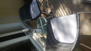 Bistro set-Patio Furniture-Only used 1 season