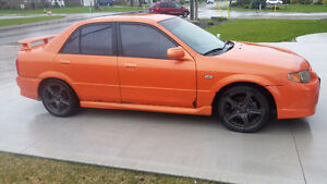 2003 Mazda MAZDASPEED Protege Other