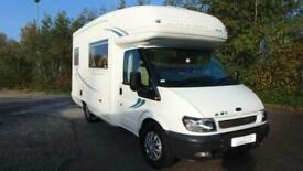 Auto Sleeper Pollensa 4/5 berth overcab bed rear kitchen motorhome for sale