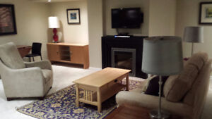 Furnished 1 Bedroom Suitable for Young Professional