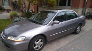 2000 Honda Accord EX L - Fully Loaded/Great Working Condition