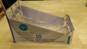 New Core Kitchen Small Plate Holder up to 10 Plates Drying Rack