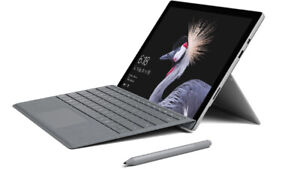Microsoft Surface Pro 8GB RAM 256GB HD Office16 Keyboard Stylus