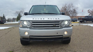 2005 Land Rover Range Rover HSE SUV, Crossover