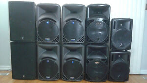 PLUG-IN and PLAY RENTAL  - BE YOUR OWN DJ - $200. Stratford Kitchener Area image 7