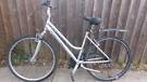 "Ladies Viking 24 speed hybrid bike, 18"" frame, good condition"