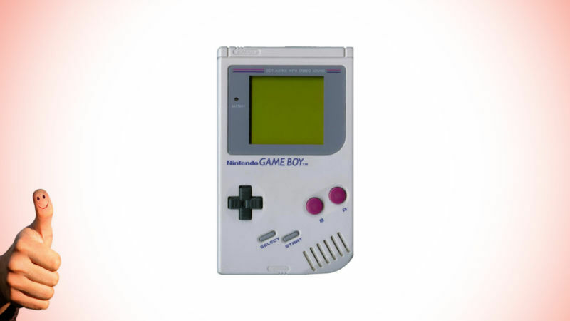 Stoff für echte Retro-Gamer: der Nintendo Game Boy