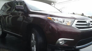 Excellent 2011 Toyota Highlander Limited