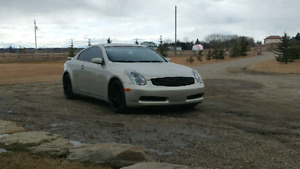 2005 G35 Rev Up Coupe For Sale/ Trade