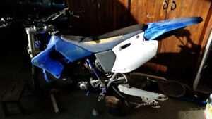 Parting Out 2002 YZ426F