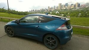 2011 Honda CR-Z Coupe (2 door)