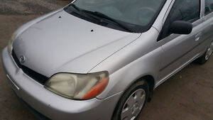 2002 Toyota Echo Automatic Certified E-tested