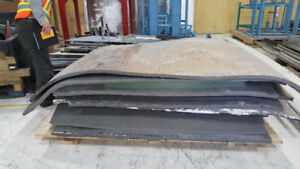 Sound insulation with aluminium panels_parts for sale