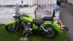 2000 honda shadow ace