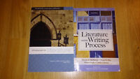 Literature And The Writing Process, Custom Edition -English 1080