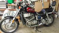 1988 Honda Shadow VT 800