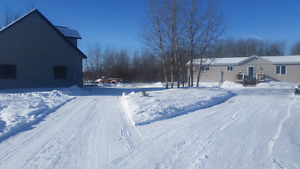 Priced reduced!! 10 Acre Property for Sale in La Broquerie