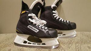 Bauer Skates Size 6R   US 7.5