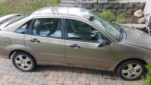 2005 Ford Focus SES ZX-4 4 portes 116,000 km