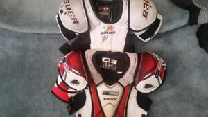 HOCKEY EQUIPMENT - NEW & USED