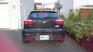2014 Kia Rio LX + Hatchback