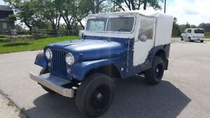 1955 Willys Jeep CJ5 AS-IS