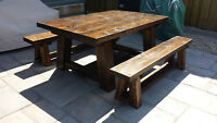Kanoakanuk Picnic Tables